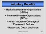 voluntary benefits15