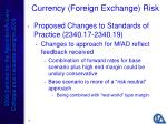 currency foreign exchange risk16