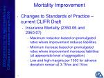 mortality improvement5