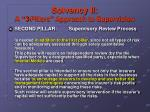 solvency ii a 3 pillars approach to supervision5