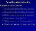adult discipleship models15