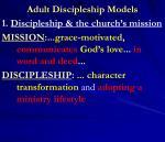 adult discipleship models9
