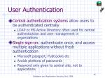 user authentication16