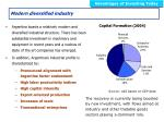 modern diversified industry