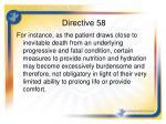 directive 5831