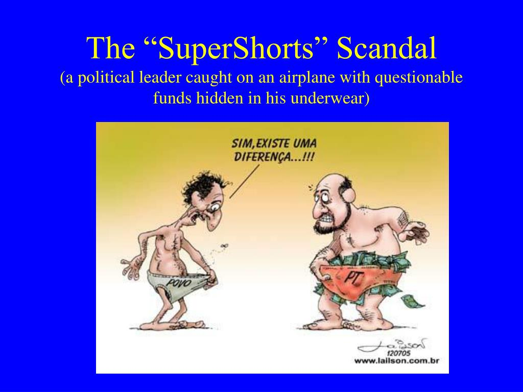 "The ""SuperShorts"" Scandal"