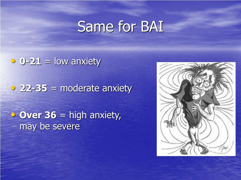 Same for BAI