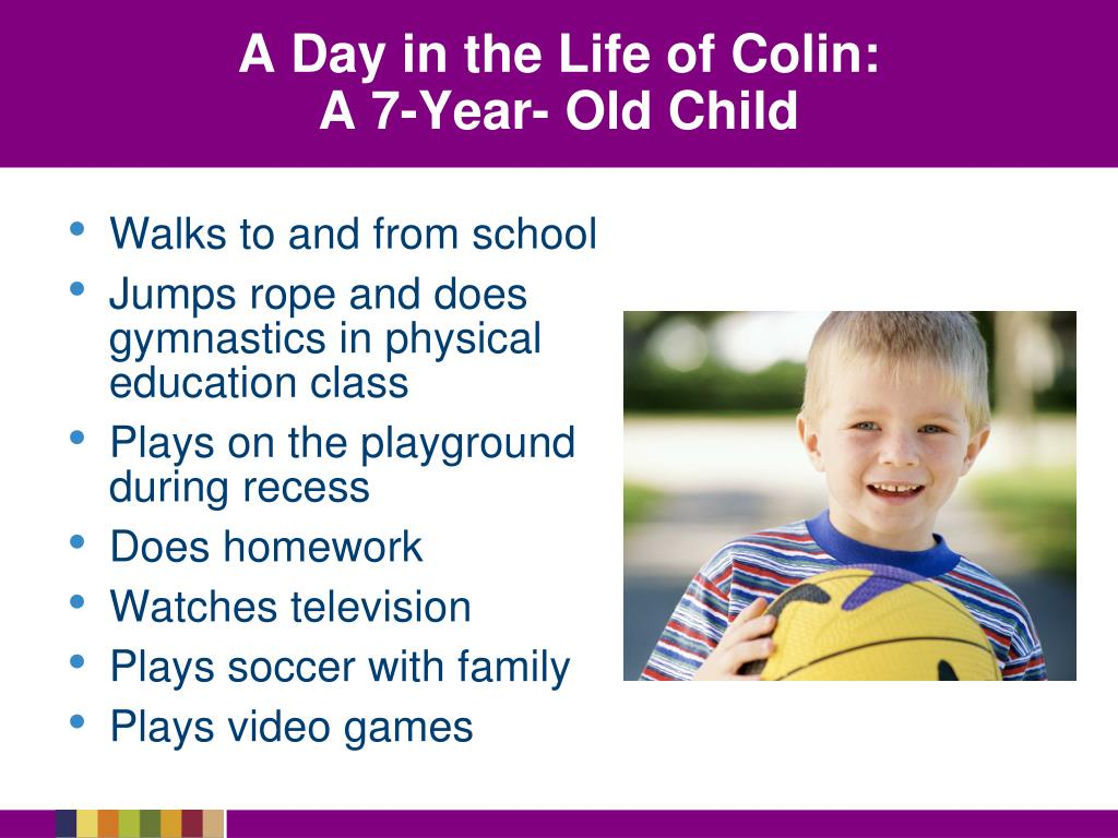 A Day in the Life of Colin: