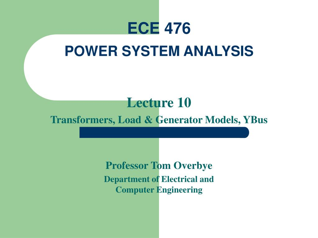 ece 476 power system analysis l.