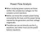 power flow analysis25