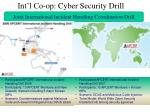 int l co op cyber security drill