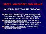 speed anaerobic endurance37