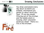 drawing conclusions4