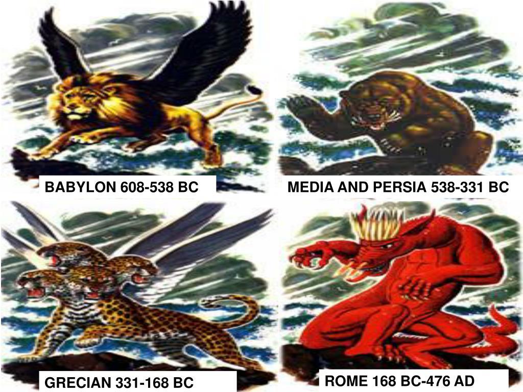 BABYLON 608-538 BC