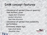 dam concept features1