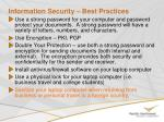 information security best practices7