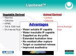 lipobead