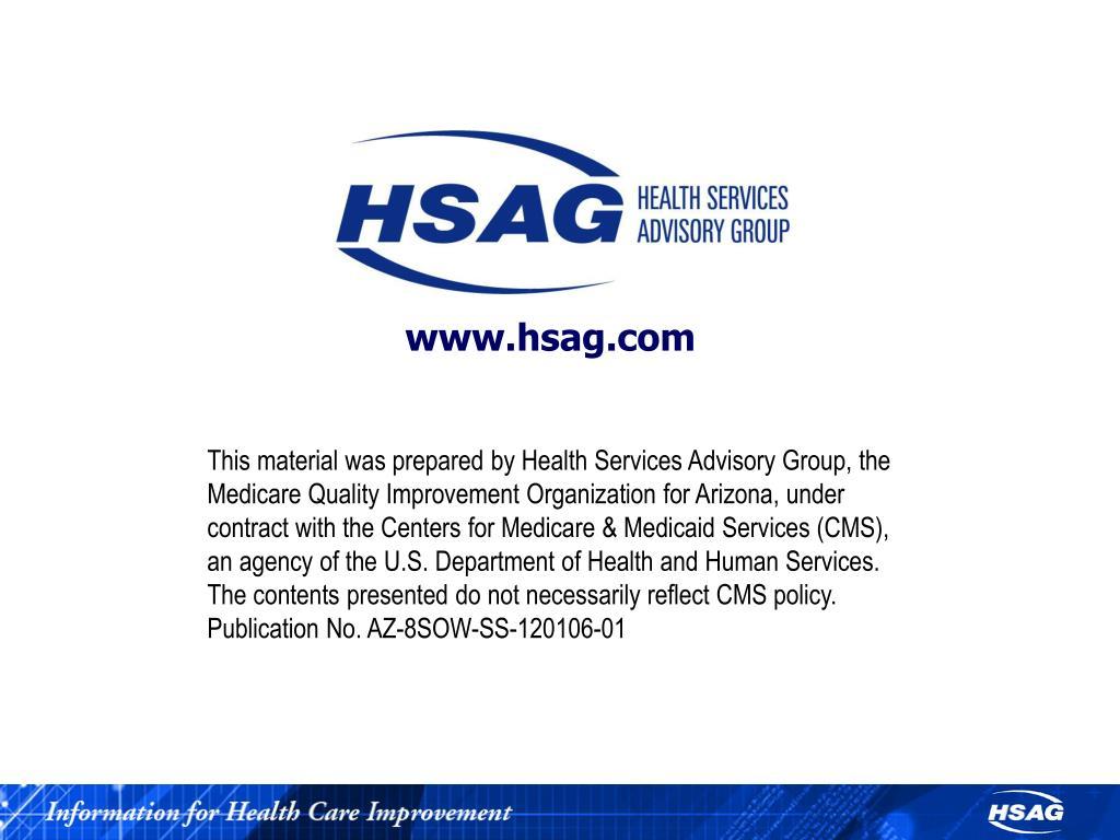 www.hsag.com