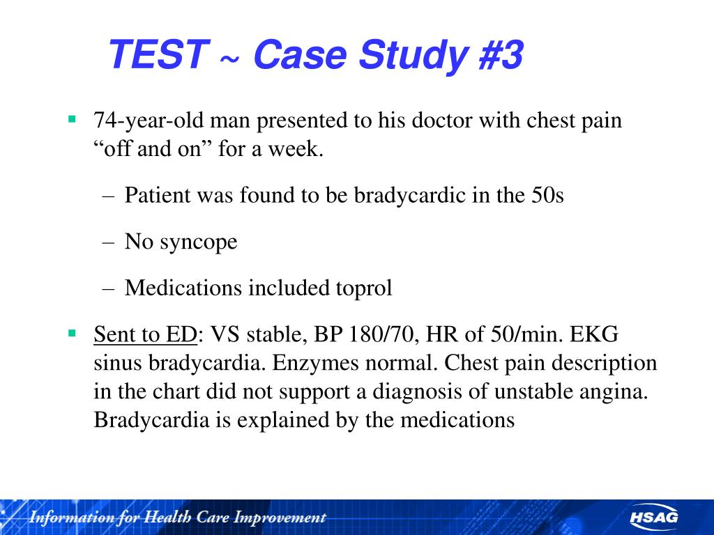 TEST ~ Case Study #3