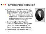 smithsonian institution1