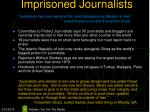 imprisoned journalists