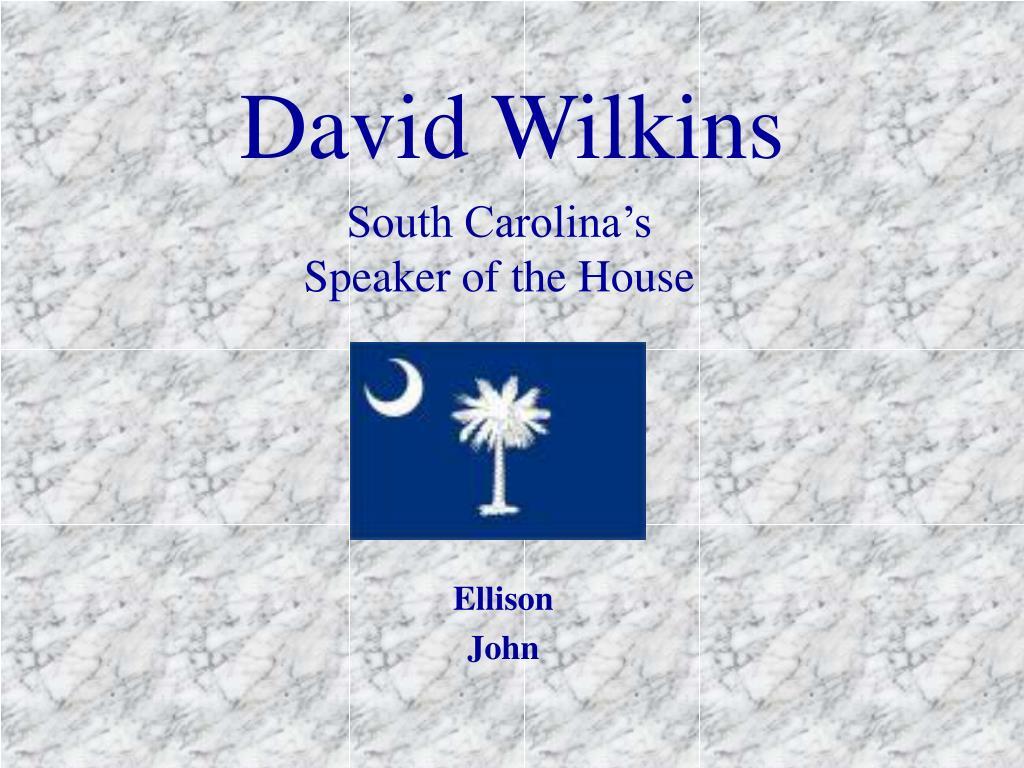 david wilkins l.