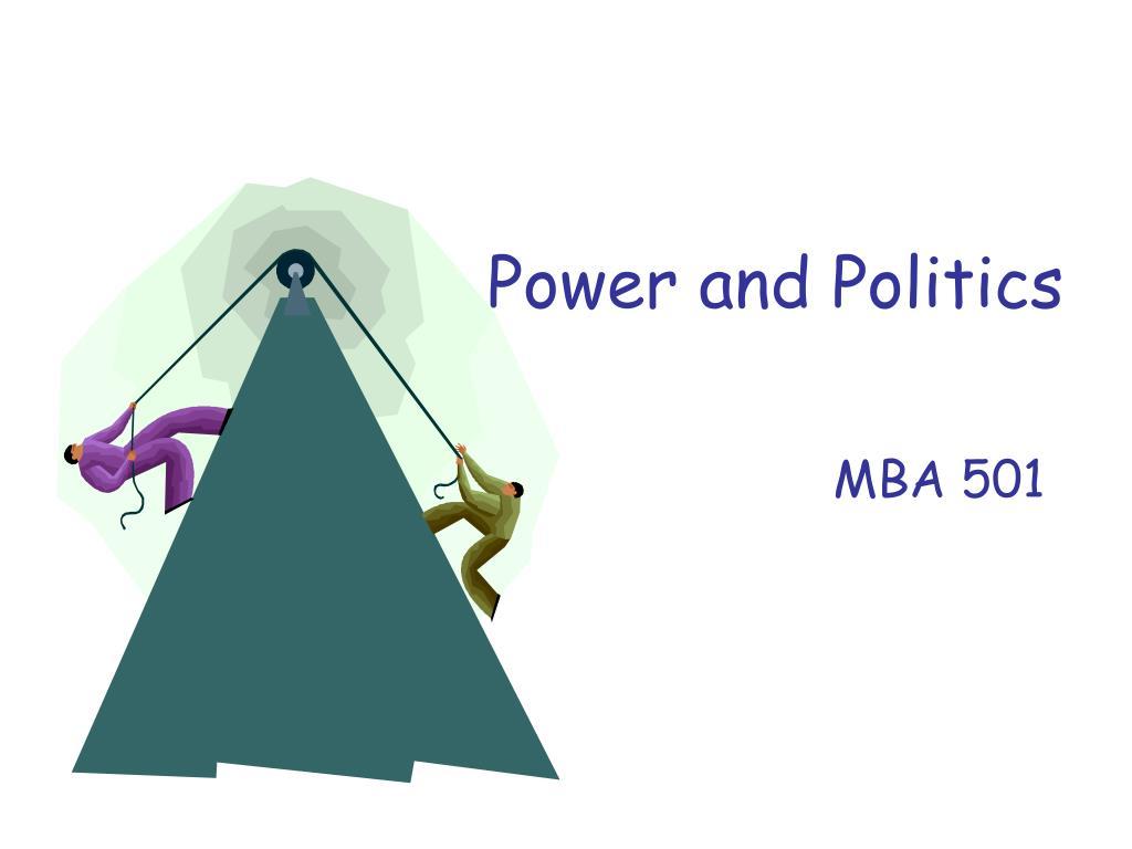 power and politics l.