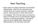 new teaching2