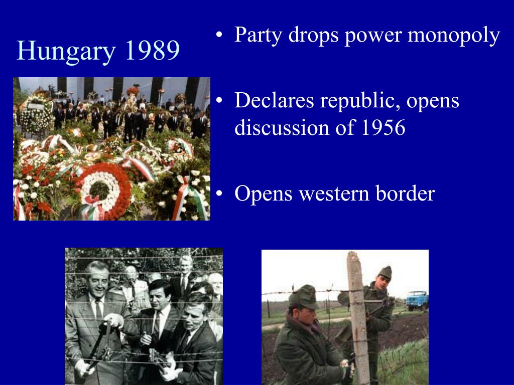 Hungary 1989