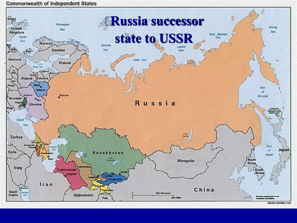 Russia successor