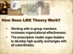 how does lmx theory work22