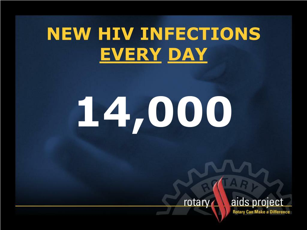 NEW HIV INFECTIONS