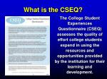 what is the cseq