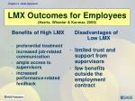 lmx outcomes for employees harris wheeler kacmar 2009