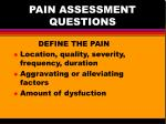 pain assessment questions7