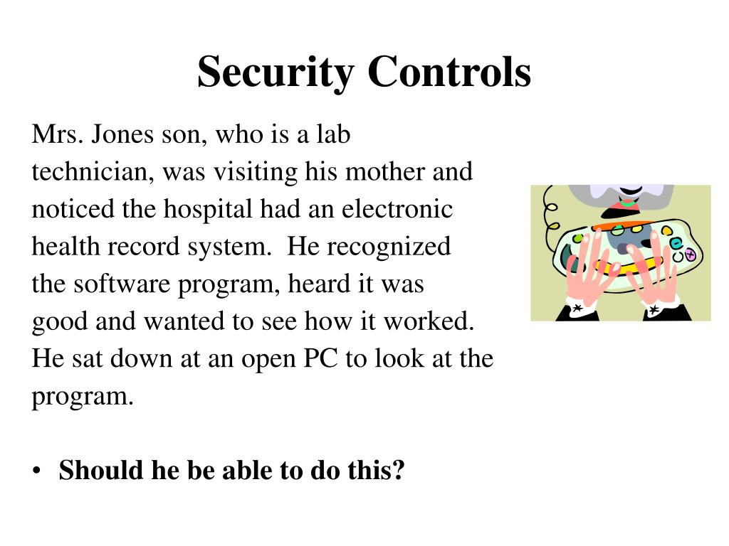 Mrs. Jones son, who is a lab