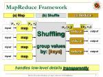 mapreduce framework