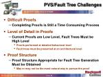 pvs fault tree challenges48