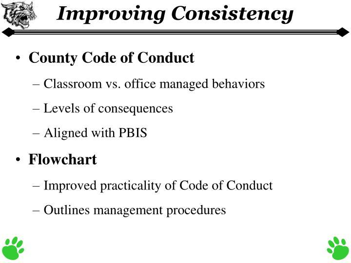 Improving Consistency