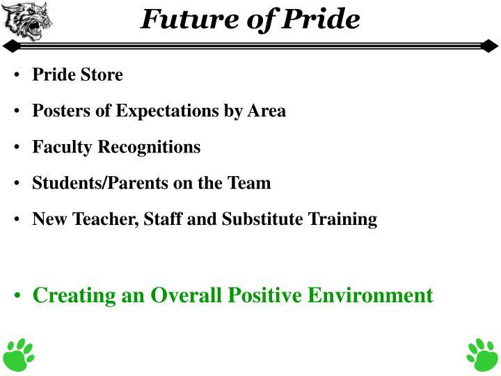 Future of Pride