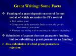 grant writing some facts4