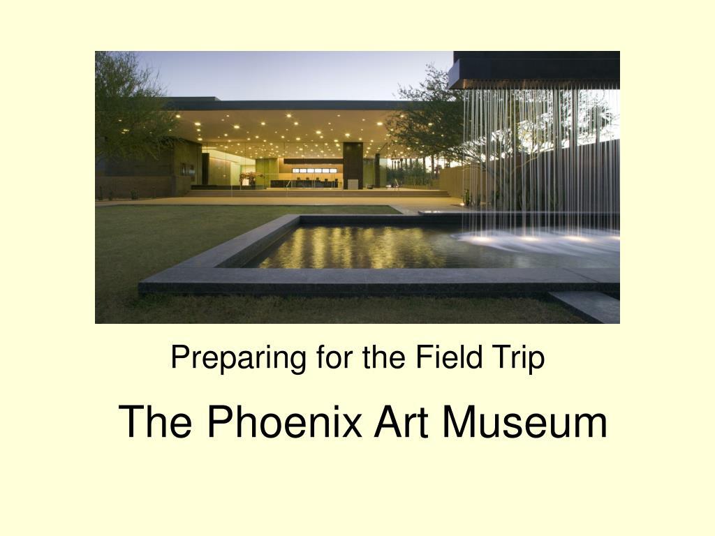 the phoenix art museum l.