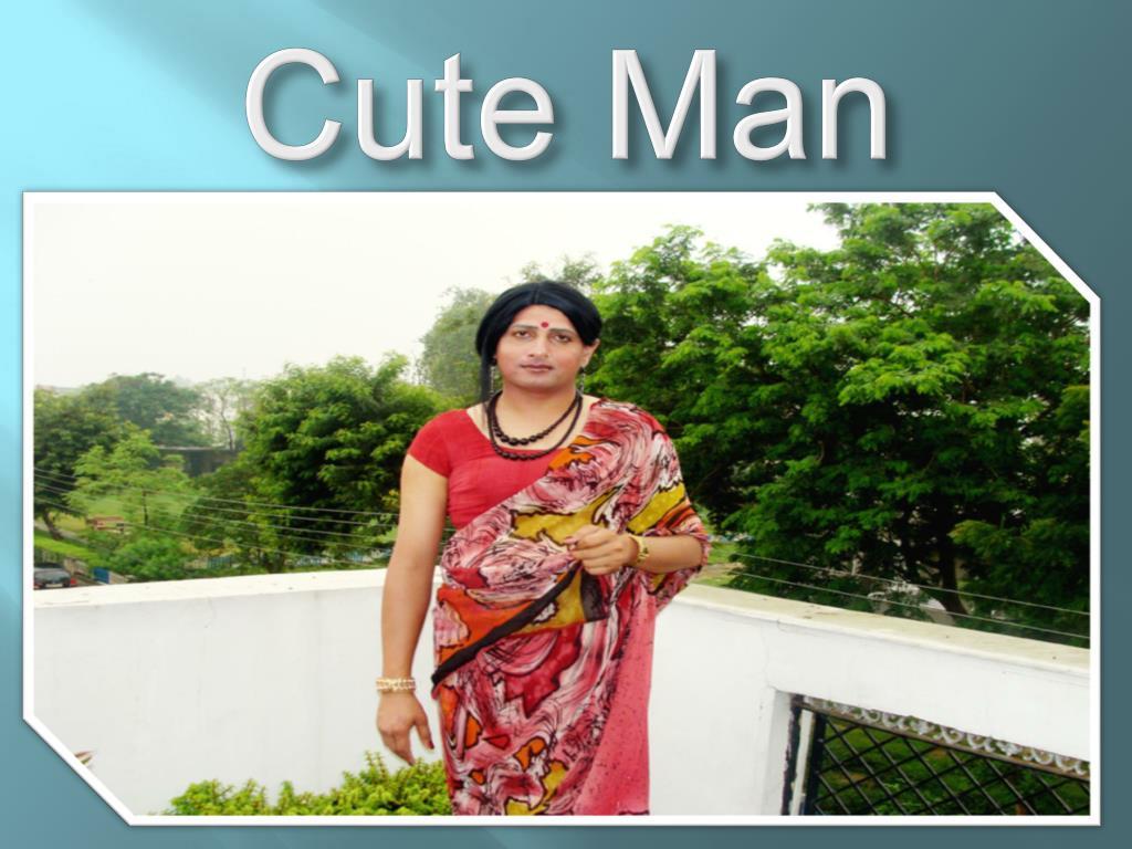 Cute Man