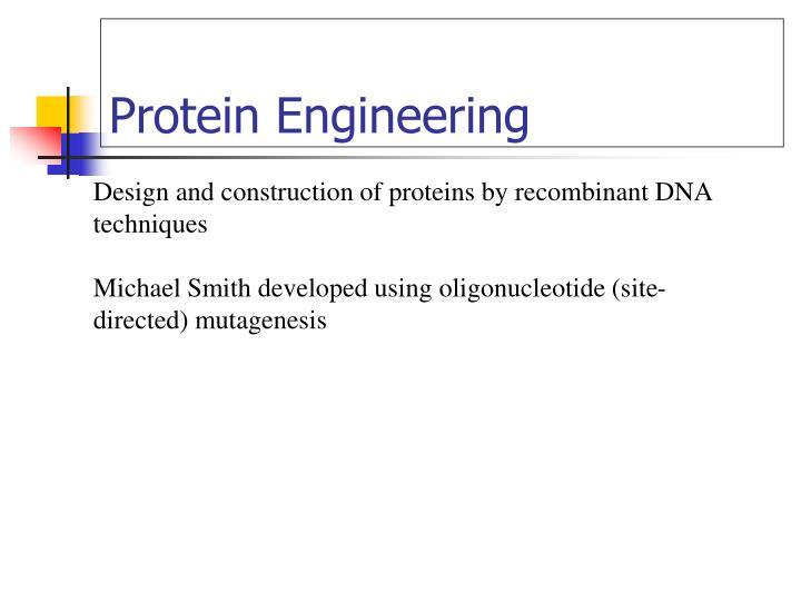 Protein engineering2