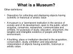 what is a museum3