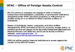 ofac office of foreign assets control9