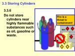 3 3 storing cylinders27