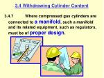 3 4 withdrawing cylinder content36