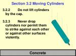 section 3 2 moving cylinders