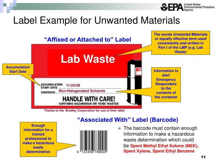 accumulation start date label